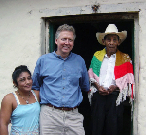 Giving hope, making connections in Honduras.